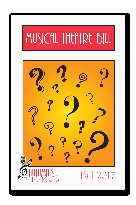 MYSTERY MUSICAL THEATRE BILL